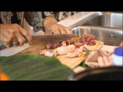Fresh Flavours: Tongan Lu Sipi