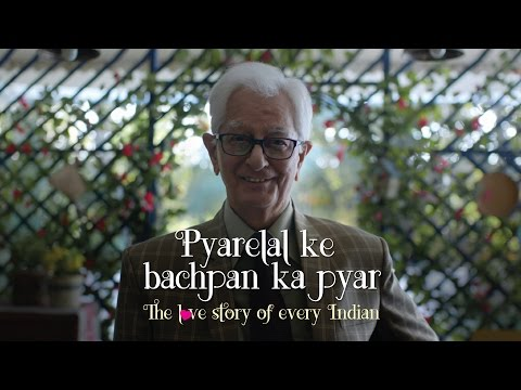Pyarelal Ke Bachpan Ka Pyar – The Love Story of Every Indian