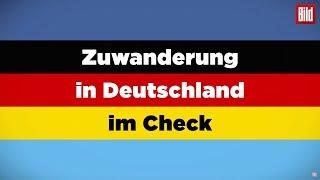 Wie viel kostet Zuwanderung Deutschland wirklich? Wir haben die Zahlen