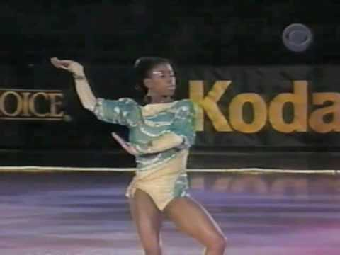 Katarina Witt's Kisses On Ice