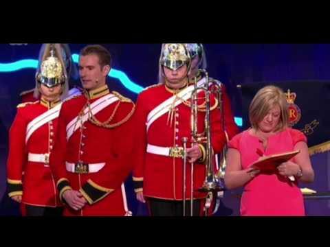 LCpl Richard Jones Royal Variety Show 2016 - Britain's Got Talent Winner BGT