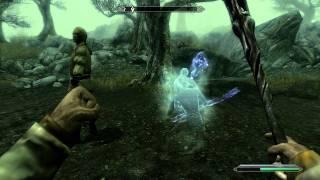The Elder Scrolls V Skyrim - Один из самых необычных квестов