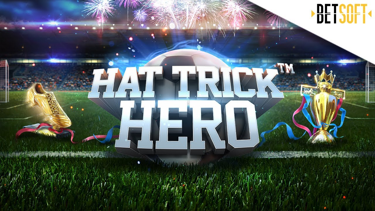 Hat Trick Hero  Slot Play Free ▷ RTP 96.2% & High Volatility video preview