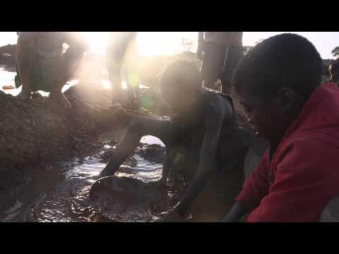 Journalist Larry Price on Child Labor in Burkina Faso