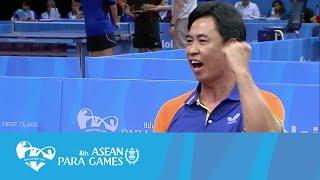 Baixar Table Tennis Men's Team - Class 4-5 Semi Final 2/2 Single 1 | 8th ASEAN Para Games 2015