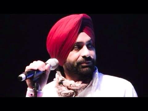 Babbu Maan In Full Mood Mitra Nu Shonk Live (watch...