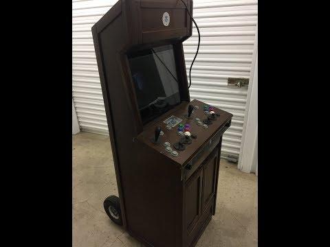 refurbishing-a-quasicade-arcade-cab-to-a-multicade!