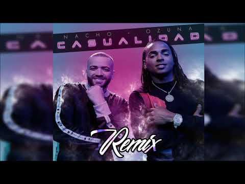 CASUALIDAD ✘ NACHO FT OZUNA ✘ NICO DJ REMIX