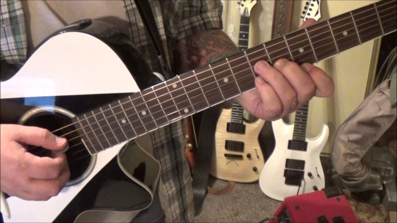 Toby Keith American Soldiersimplified Cvt Guitar Lesson By
