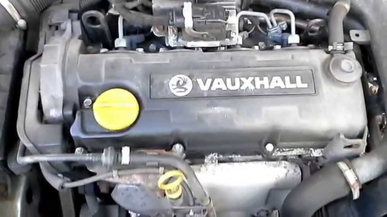 2002 Vauxhall Corsa C Y17dtl 17 Diesel Manual Engine Pump Circuit Diagram Injectors Turbo 457330 Youtube