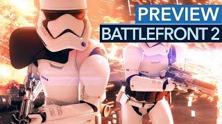Star Wars: Battlefront 2 - Was taugen die Neuerungen? - Gameplay-Vorschau