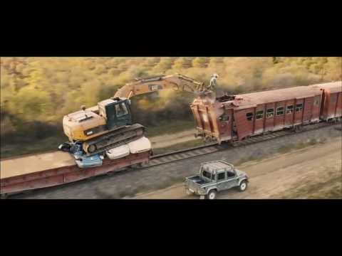 Skyfall - Opening Scene: Train Fight with...