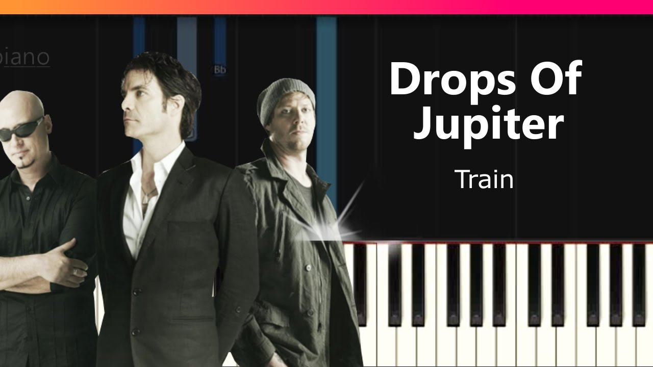 Train drops of jupiter easy piano tutorial chords how to train drops of jupiter easy piano tutorial chords how to play cover baditri Gallery