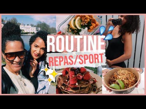 une-semaine-dans-notre-alimentation-sport-//-idées-repas-healthy