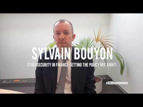 #ECRIcomments: Cybersecurity in Finance