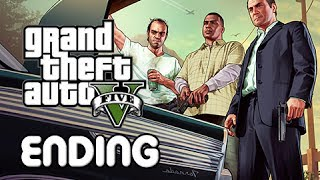 Grand Theft Auto 5 Walkthrough Part 86 - ENDING (GTAV Gameplay Commentary )