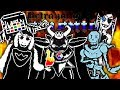 ELEMENTALTALE?!?! THEY ALL WENT COMPLETELY INSANE!!!! Battle of Elementals Quest Clickertale 2