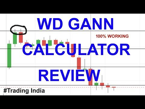 WD GANN CALCULATOR REVIEW 100% WORKING || TRADING INDIA - Thủ thuật