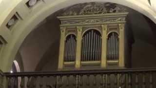 El Órgano de nuestra Parroquia - Video 1