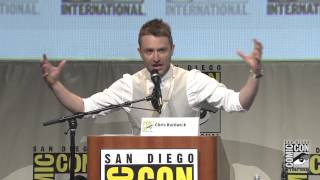 Comic-Con 2015: Chris Hardwick Explains the Significance of Con Man