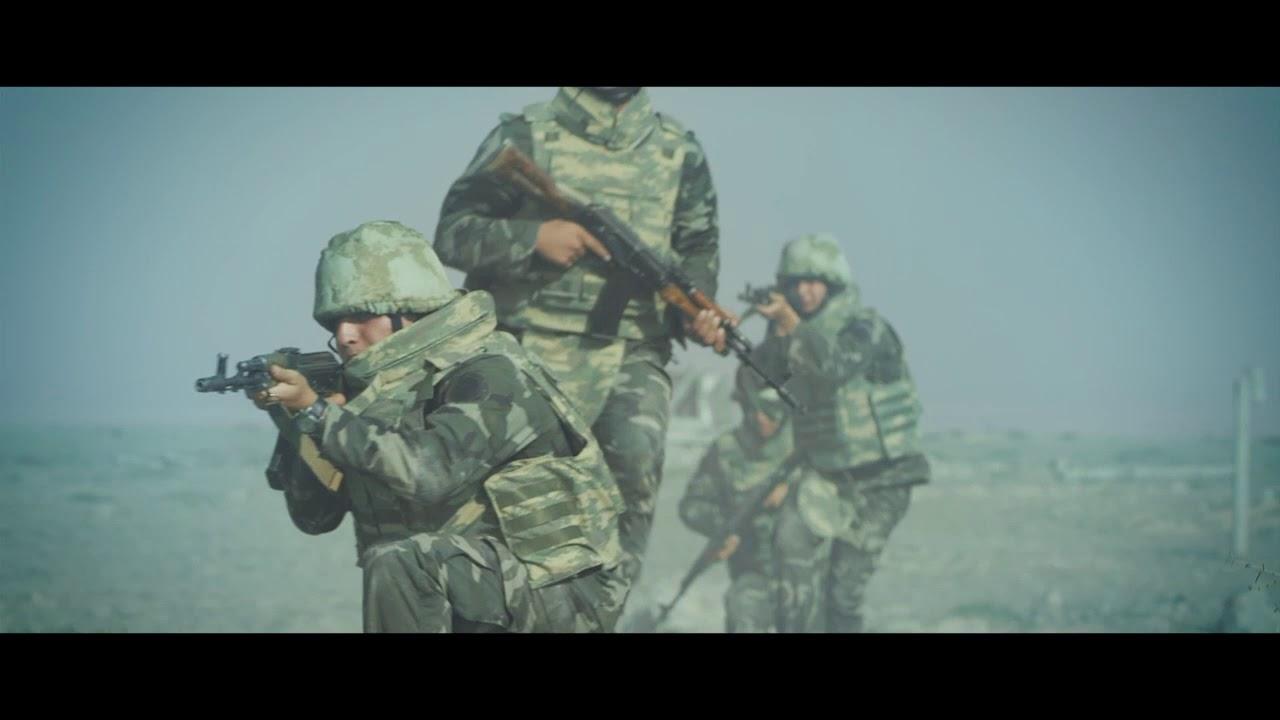 Abbas Bağırov — Ali Baş Komandanım - Zəfər Marşı (Rəsmi Musiqi Videosu)