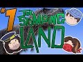 The Stomping Land: Beware of Dinosaurs - PART 1 - Steam Train