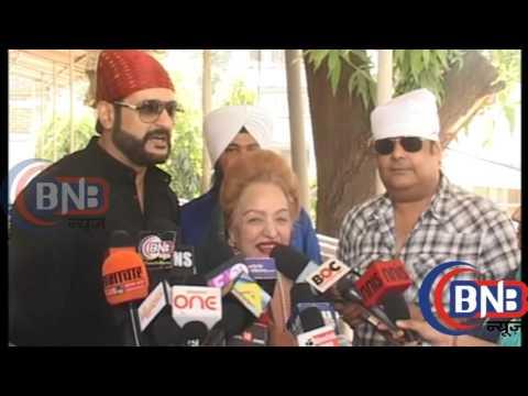 Armaan Kohli   Interview  Film Nanak Naam Jahaz Hai   Launch