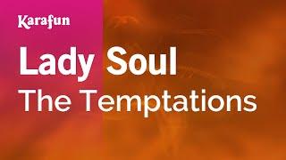 Karaoke Lady Soul - The Temptations *