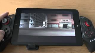 1# Grand Theft Auto: Vice City test on tablet PC Lenovo ThinkPad 8 Intel Atom Z3795 4GB RAM iPEGA