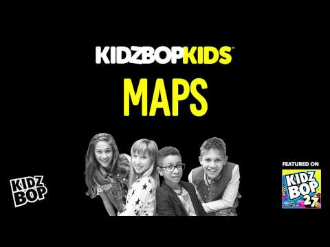KIDZ BOP Kids - Maps (KIDZ BOP 27)
