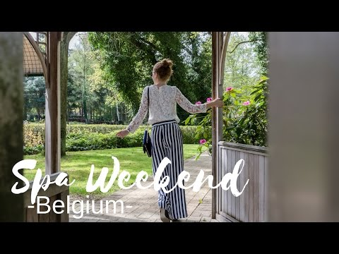 Weekend Travel Series: A Spa Weekend In Belgium
