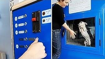 Die ungewöhnlichsten Verkaufsautomaten, die dir den Verstand rauben werden!