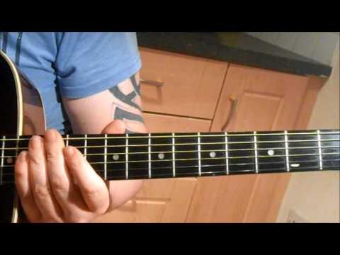 Kings of leon trani guitar lesson