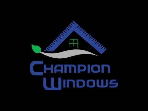 Champion Windows, Inc - SHW: Proper Cleaning
