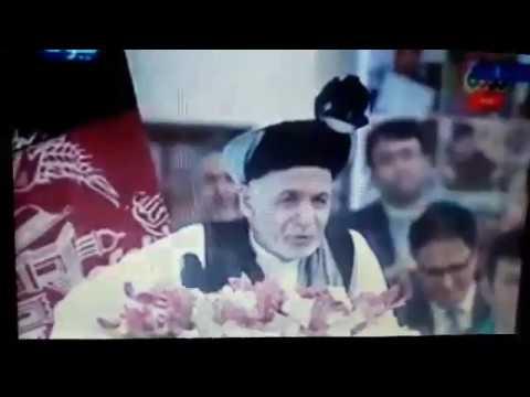 Ashraf Ghani speech today