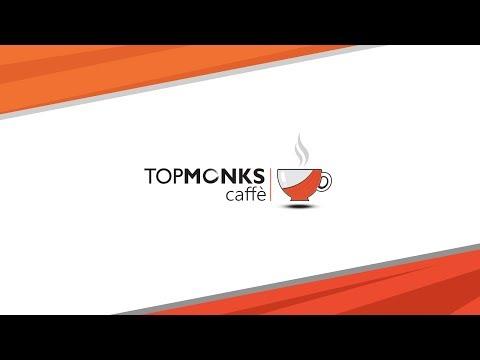 """TopMonks Caffè 8. 6. 2017: """"This is how we do it"""" aneb co se vaří v naší kuchyni."""