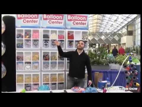 Seminar: Balloon & Helium Basics & Decoration Ideas