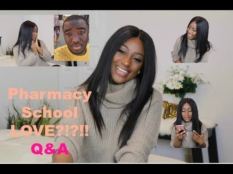 Q&A | Marry for love or money? Lowest grade in Pharmacy school? :O