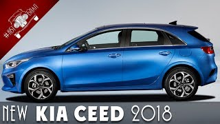 Обзор Новой Kia Ceed 2018