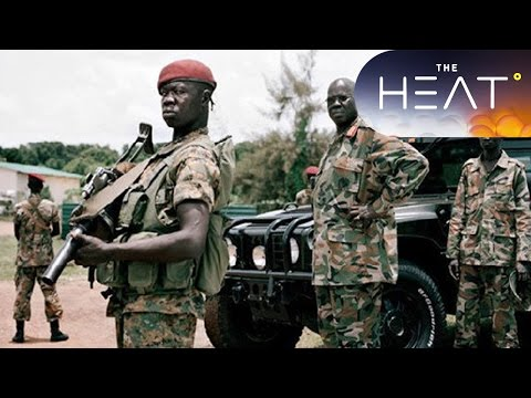 The Heat— South Sudan 10/14/2016