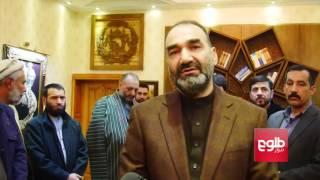 Ghani, Jamiat Leaders To Sign Agreement: Noor / آمادهگی عطامحمد نور برای کنار رفتن از پُست والی