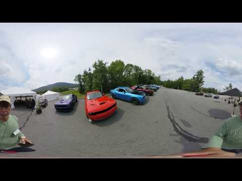 2019 Dodge SRT Challenger Track 360 Video