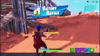 Insane Trickshot With RPG + 9 Bomb W/ your aim is wea | Fortnite Unvaulted Dous