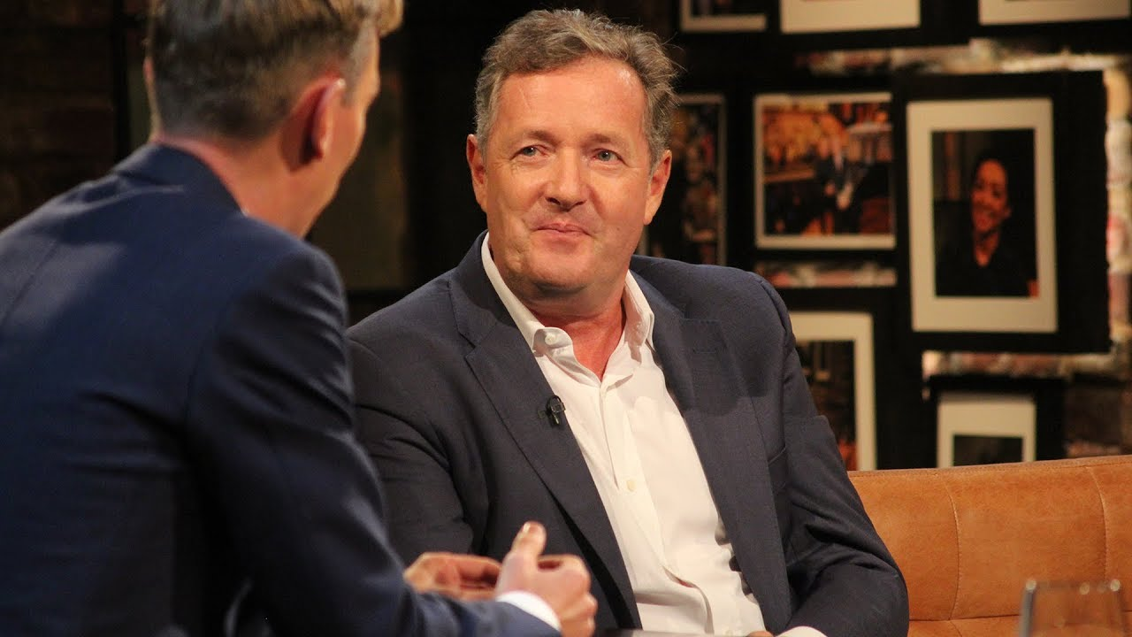 """I just think Meghan's a slight social climber"" - Piers Morgan 