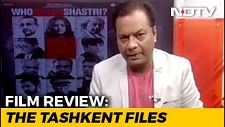 Movie Review: The Tashkent Files