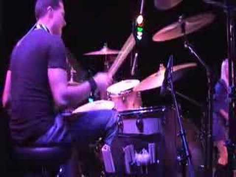 """Hoku """"Live at the Roxy"""" (Drum Cam)"""