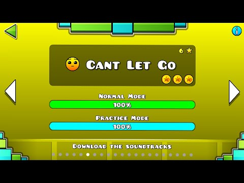Geometry Dash - Cant Let Go (All Coins)