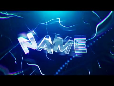 FREE PINK Intro Template #567 Cinema 4D & After Effects