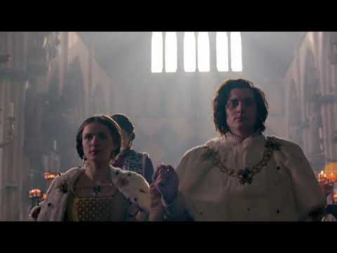 Download The White Queen - Episode 8 / King Richard III and Queen Anne ~ Coronation Scene