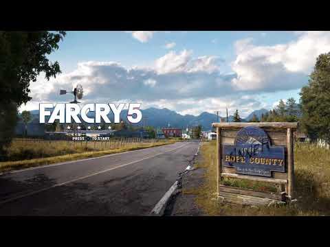 Far Cry 5 - Main Menu Theme